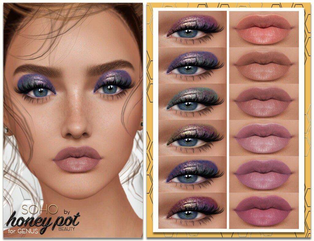 HoneyPot Beauty GENUS Soho Collection