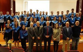 Acte graduació FME 2018 20/12/2018