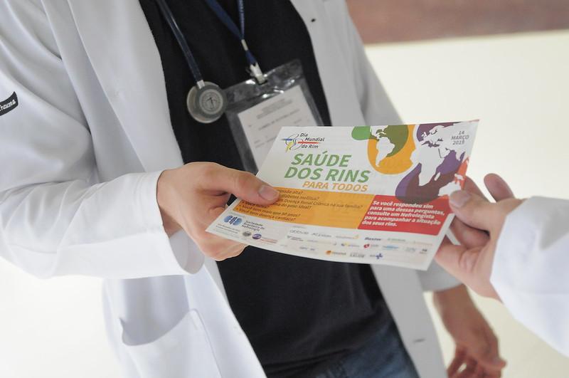 Cuidados com doenças renais no Dia Mundial do Rim
