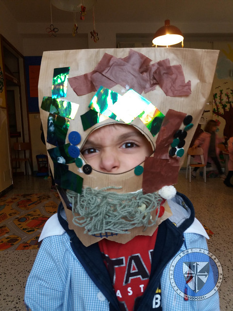 La Maschera di Polifemo