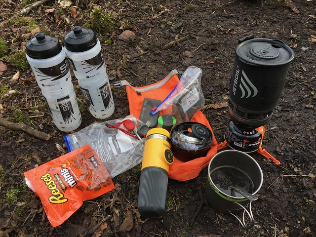 Bivvy a month: March 2019