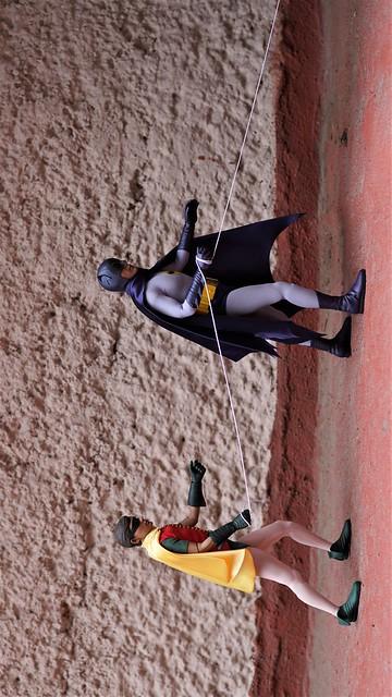 Batman & Robin, Sony ILCA-99M2, Sony 50mm F1.4 (SAL50F14)