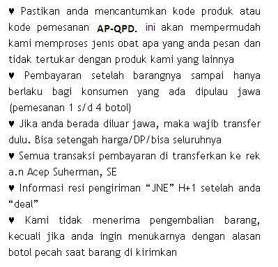 Apotik Penyedia QnC Jelly Gamat Kota Padang