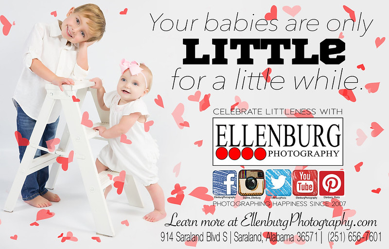 Parent Magazine Ad for Ellenburg Photography