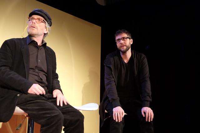Richard Carlsohn och Maurits Elvingson