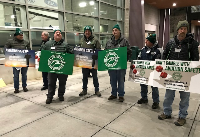 PASS Grassroots Efforts: Government Shutdown