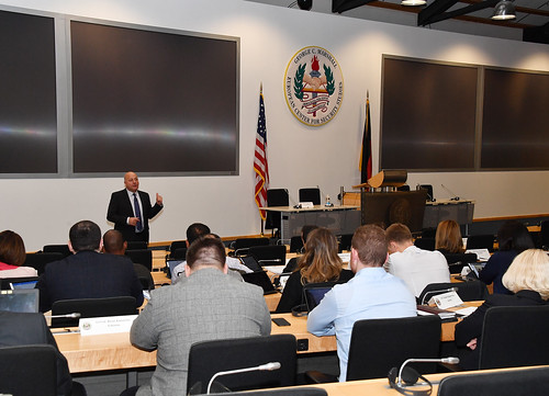 CTOC 19-06 Participants Learn about 'Endstates, Vision, Mission'