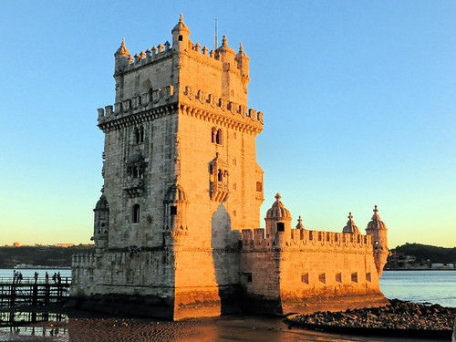 Belem Tower. From Embark on a Tasting Adventure In Portugal With Eat Smart Culinary Tours