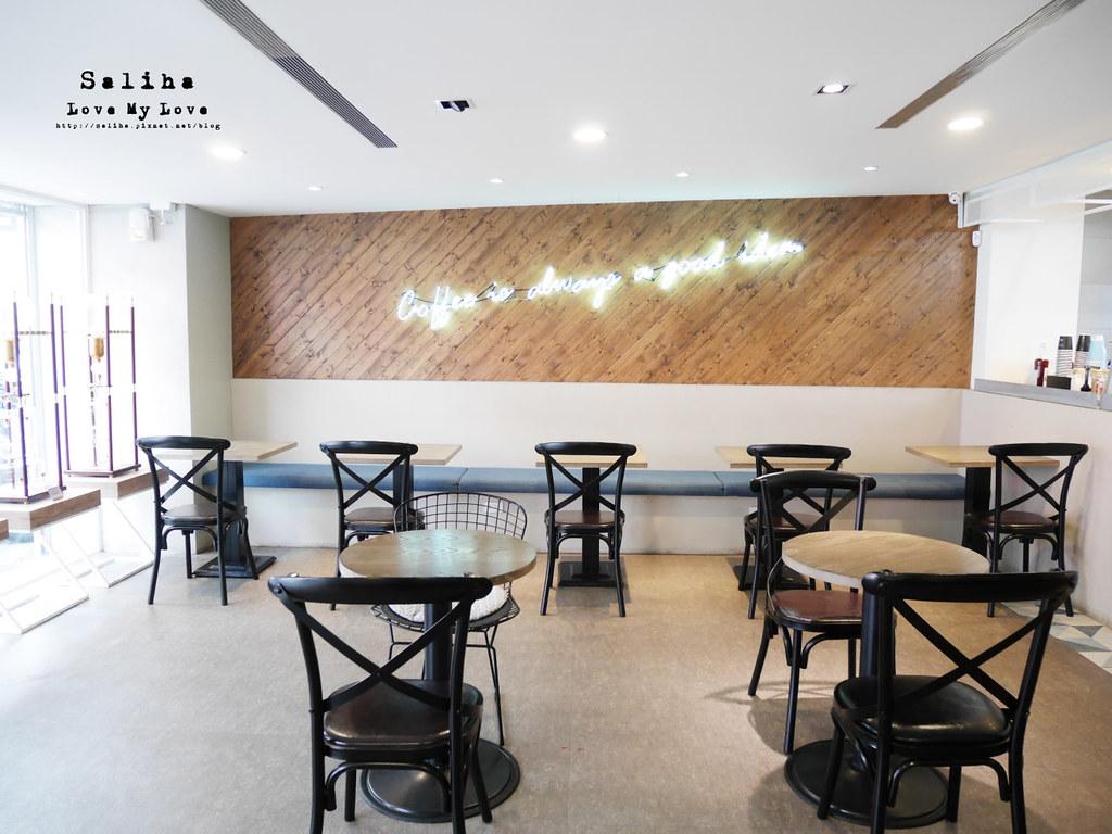 東區不限時咖啡廳餐廳推薦Cuiqu Coffee奎克咖啡台北忠孝店下午茶早午餐輕食 (3)
