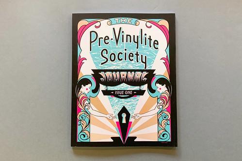 Pre-Vinylite Society_Cover