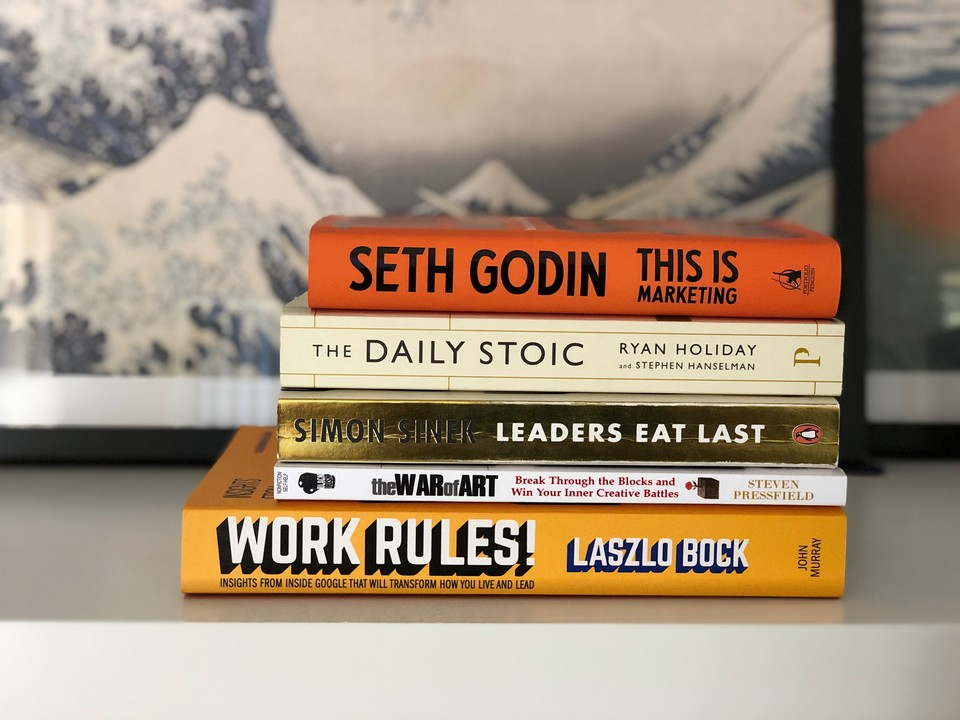 5 Books I Loved in 2018