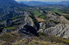 Panorama au Rocher de l'Aigle