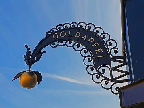 Goldapfel, Einsiedeln SZ