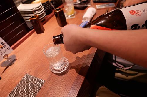 超辛口純米酒「日高見」