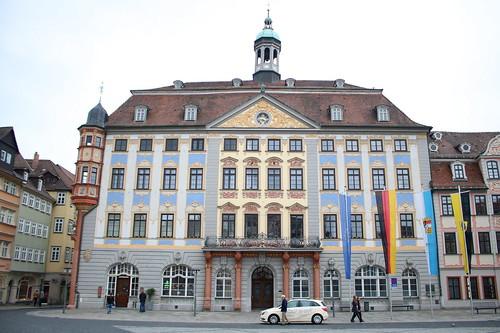 Coburg: Rathaus