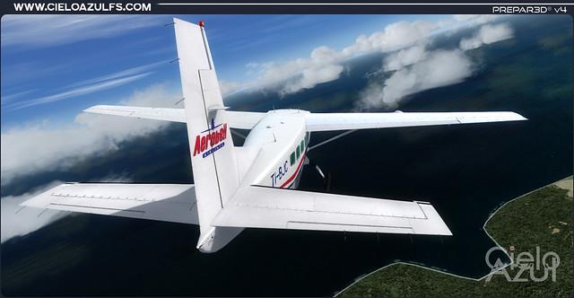 Aerobell Airlines (TI-BAJ, TI-BAY, TI-BJA, TI-BJB, TI-BJC & TI-BJD) v4.0