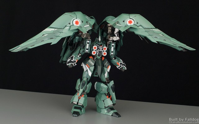 Steel Legend Metal Build Kshatriya 8