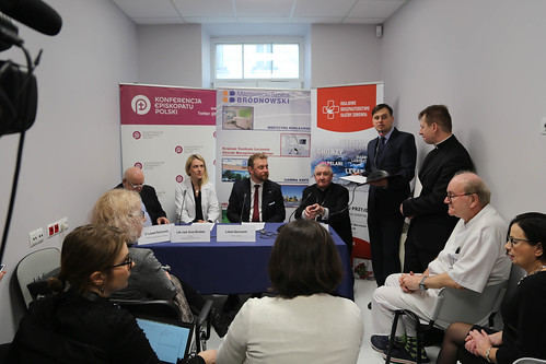 Dzień Chorego - Konferencja Prasowa - 8 lutego 2019 r.
