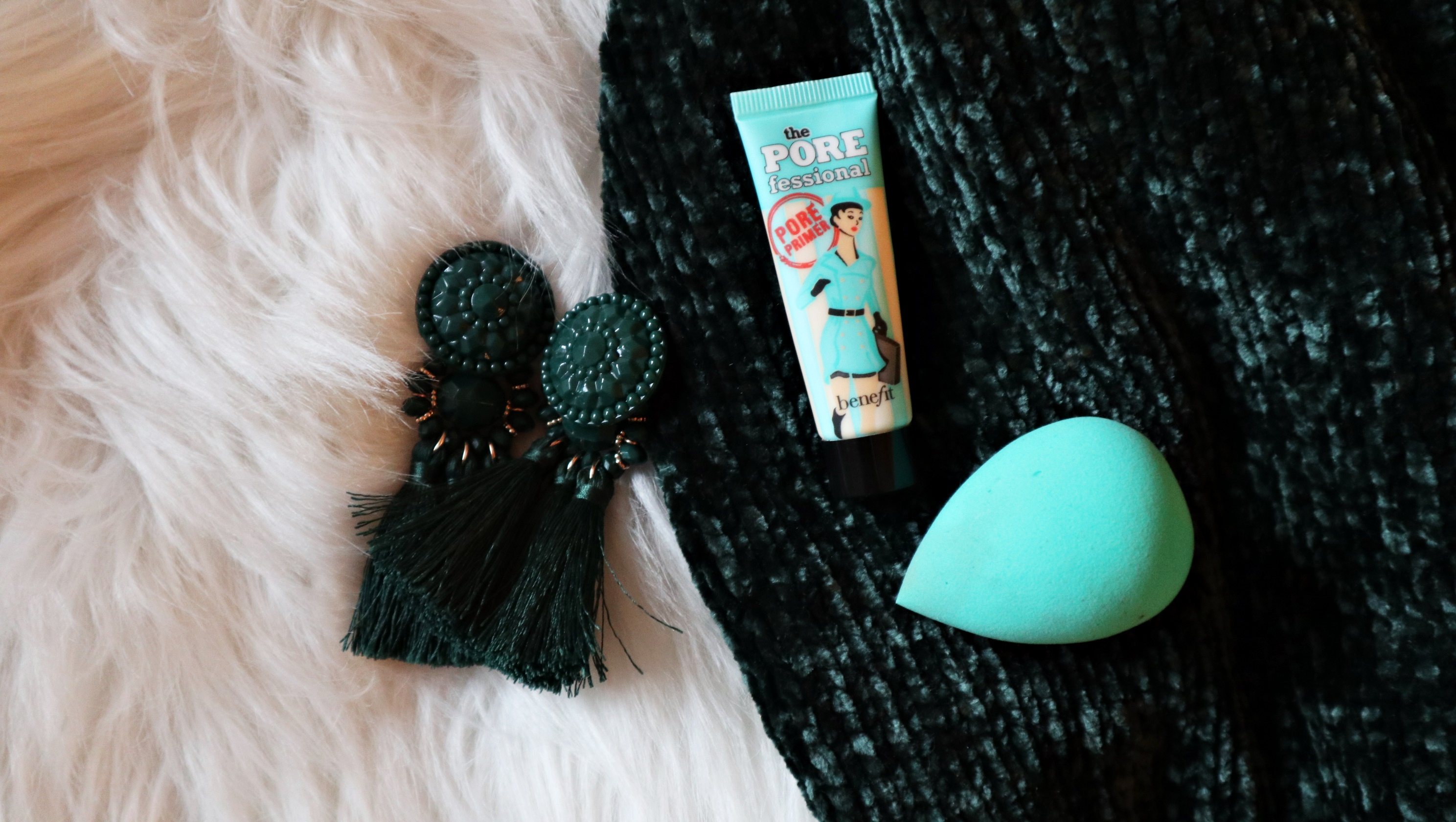 The Porefessional smoothing pore primer de la Benefit