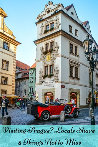 Visiting Prague? Locals Share 8 Things Not to Miss