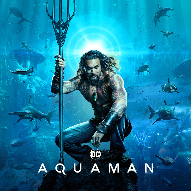 Aquaman (plus Bonus Features)
