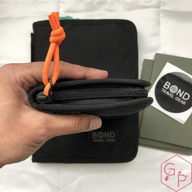 Bond Travel Gear Wallet & Field Journal & Tomoe River Notebooks Review 13