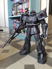 Mega Size ZAKU-II