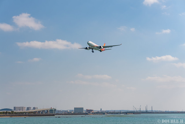 Naha Airport 2019.2.2 (1)