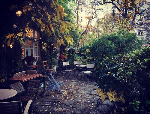 Visit a local coffeeshop! Alchymist has a secret garden. From Visiting Prague? Locals Share 8 Things Not to Miss