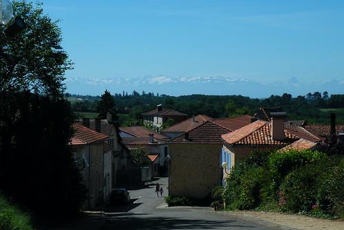 20090528 091 1107 Jakobus Ortschaft Häuser Pyrenäen