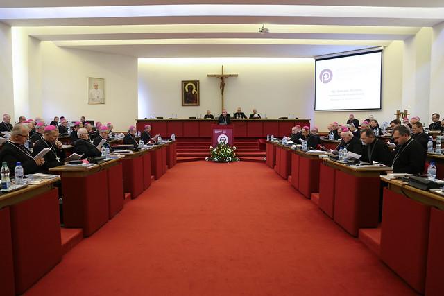 Dzień pierwszy obrad - 382. Zebranie Plenarne KEP