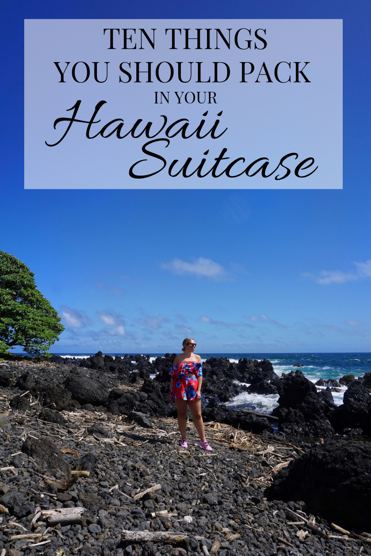 Ten Things You Should Pack in your Hawaii Suitcase