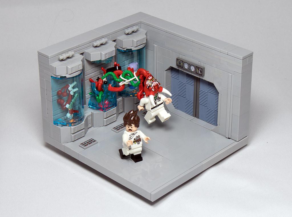 LEGO® MOC by vitreolum: FU Lab