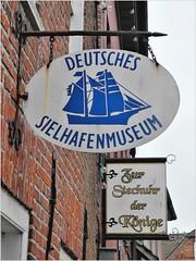 Deutsches Sielhafenmuseum - Zur Stechuhr der Könige