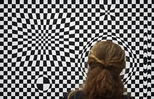 Vasarely au centre Georges Pompidou (Paris)