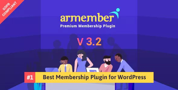 ARMember v3.4 - Complete WordPress Membership System