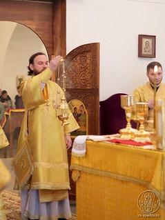 10.03.2019 | Воскресная литургия в Юрьевом монастыре