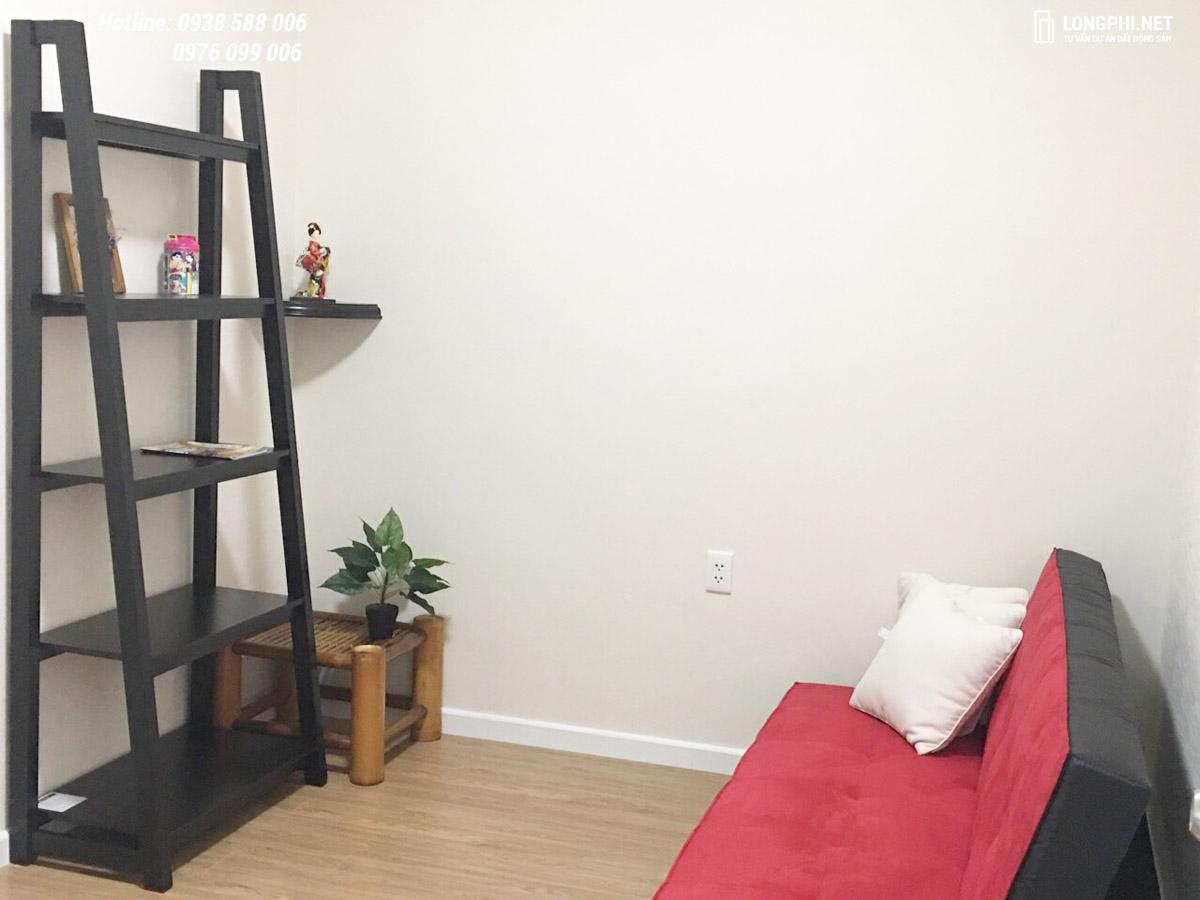 Một số nội thất khác trang bị bên trong căn hộ M-One cho thuê.
