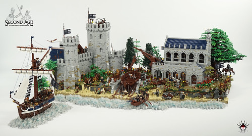 LEGO Middle Earth - Lond Daer