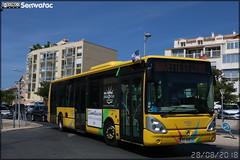 Irisbus Citélis 12 - CarPostal Bassin de Thau / Sète Agglopôle Méditerranée n°60