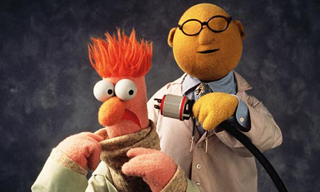 Bunsen and Beaker from The Muppets