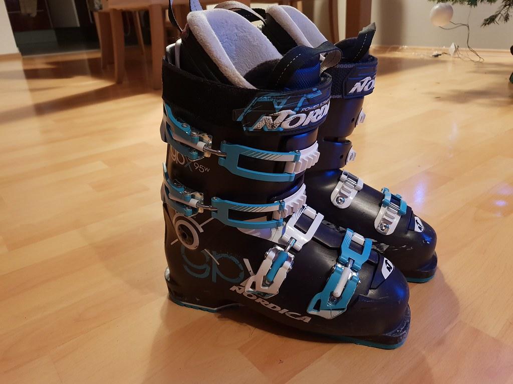 sjezdové - boty Nordica - Bazar lyží a lyžařského vybavení - SNOW.CZ 32ea494866
