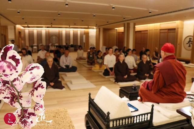 20190113 緬甸仰光冬季實驗學校禪修體驗生命和平大學