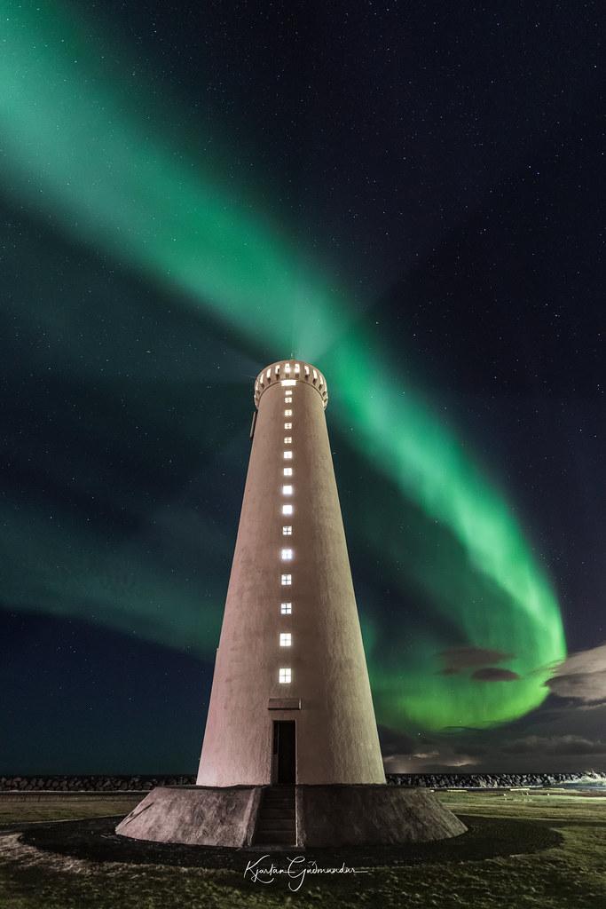 Garðskagi Lighthouse