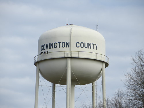 Water Tank Covington Co AL