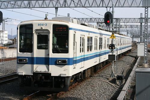 東武乗り鉄旅行
