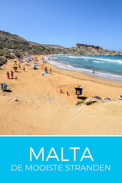 Stranden van Malta: bekijk de mooiste zandstranden van Malta | malta & Gozo