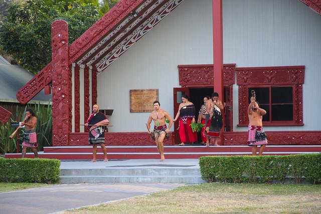 Te Puia - Maori
