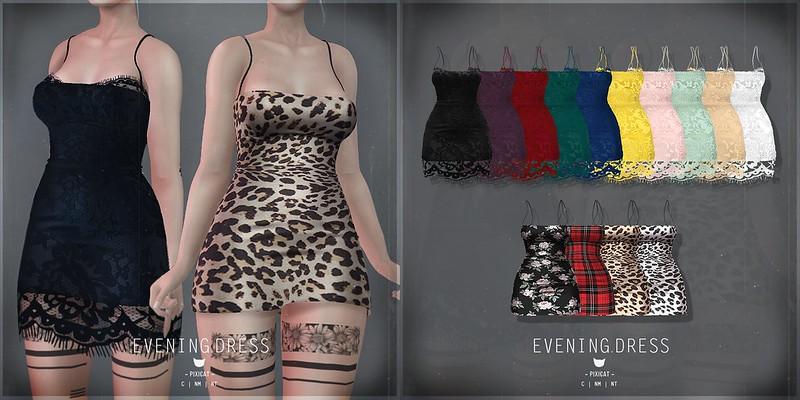 Evening.Dress - Collabor88