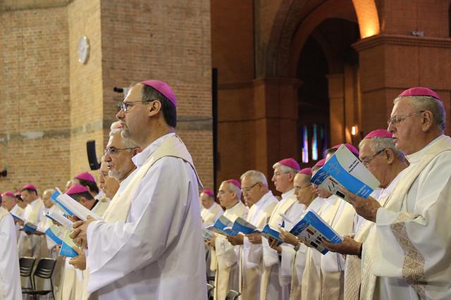 Setores da Igreja Católica são vistos como polos da oposição ao governo Bolsonaro - Créditos: Diocese de Paulo Afonso